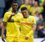Diego Carlos Equalizes For Nantes Against PSG