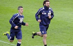 Giovinco and Pirlo Back for Italy