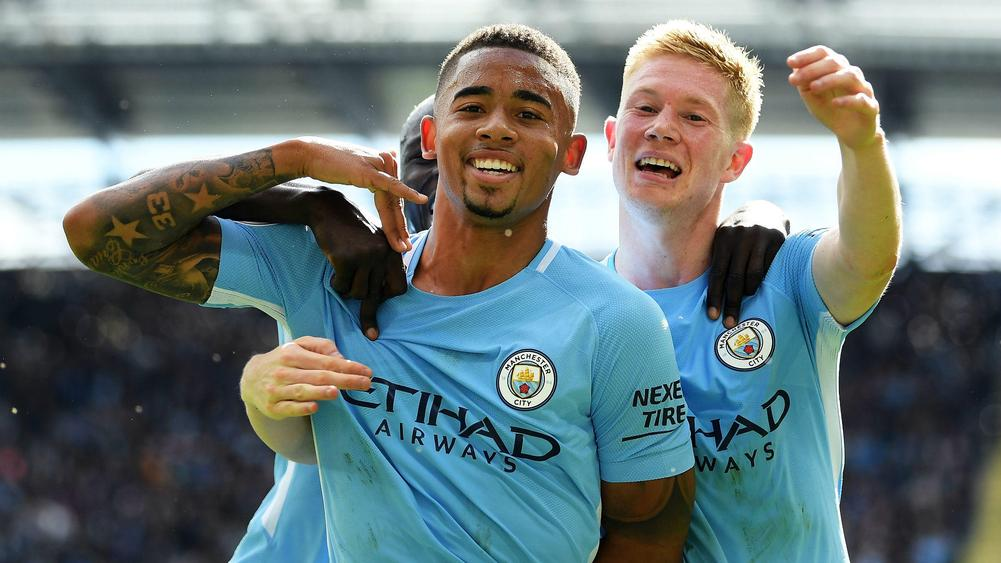 Gabriel Jesus: 'No new Manchester City contract on the table'