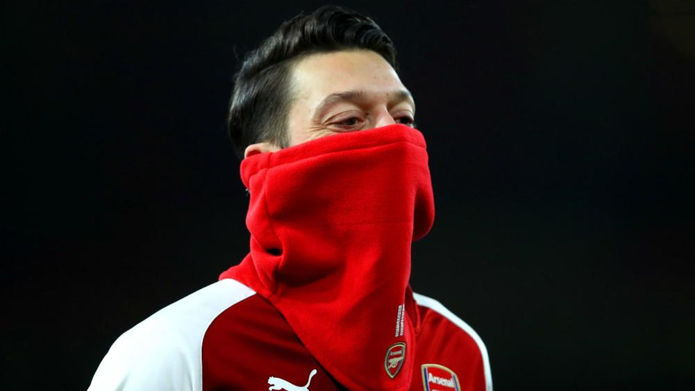 Mesut Ozil Agree Record Deal, Contract Signed