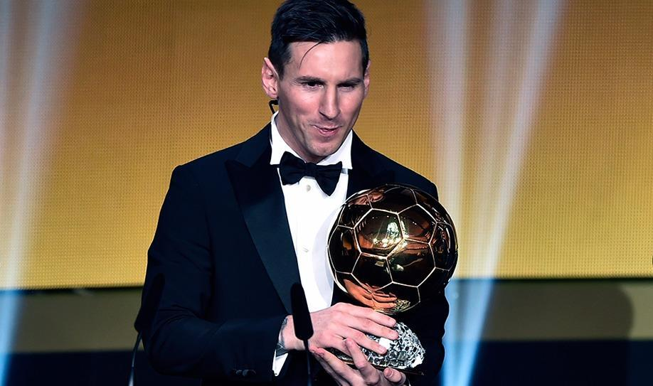 Messi, the Best of the World