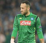 Ospina will remain at Napoli next season, says Ancelotti
