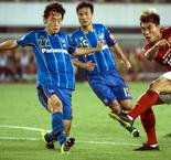 Gamba Osaka v Guangzhou Evergrande: Visitors upbeat ahead of Japan trip