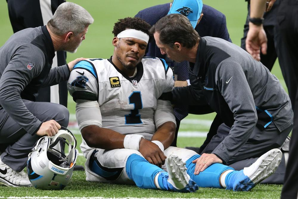 Panthers Followed Protocol with Newton