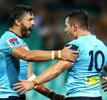 Waratahs rally to victory in Folau's absence
