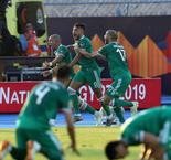 Ivory Coast 1 Algeria 1 (aet, 3-4 on penalties): Die miss sends Desert Foxes through