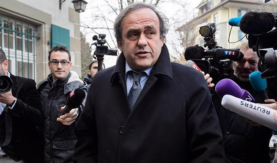 CAS reject Platini appeal over FIFA suspension