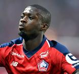 PSG 'a possibility' for Nicolas Pepe