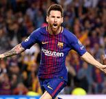 Majestic Messi bests Buffon at last