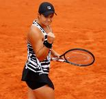 Barty, Vondrousova to meet in Roland Garros final