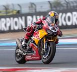 Gagne Inks WorldSBK Deal with Red Bull Honda