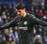 Conte impressed by Morata's return to scoring form