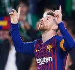 Valverde: Messi always gets it right