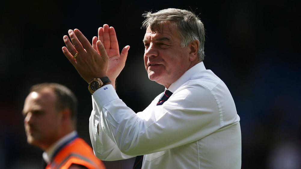 sam allardyce - cropped