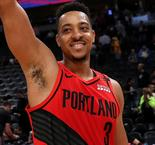 McCollum Signs $100m Trail Blazers Extension