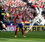 Acrobatic Casemiro Scores Real Madrid Opener Against Atletico Madrid