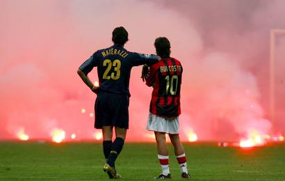 This Day In Sport Milan Derby Abandoned