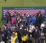 CAF Confederation Cup Final: SuperSport United vs TP Mazembe
