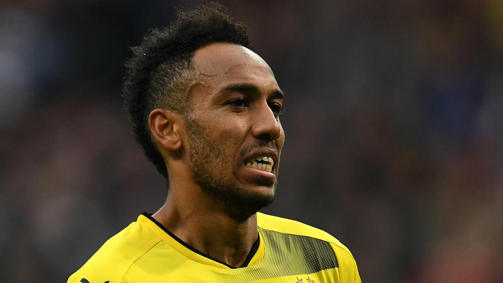 Pierre-Emerick Aubameyang 'Can't Understand' Dortmund Suspension