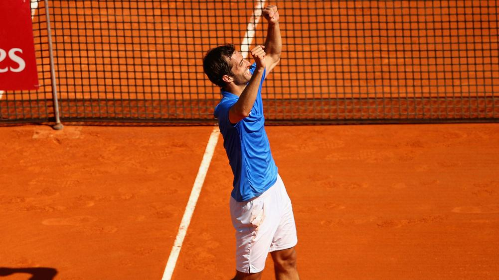 Goffin Sends Djokovic Out Of Monte Carlo Masters