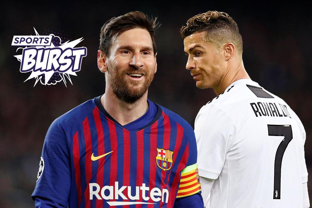 Lionel Messi's masterclass against Liverpool prompts a wave of GOAT talk and demands to stop comparisons with Cristiano Ronaldo. Sports Burst is choosing to ignore the memo. | May 2, 2019 | beIN SPORTS USA