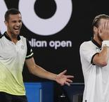 Marach, Pavic claim Australian Open men's doubles crown