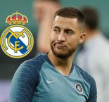 Report: Real Madrid To Announce Hazard Signing Next Week