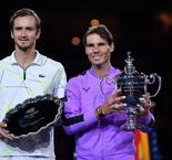My wife says I must be positive despite defeat - Medvedev