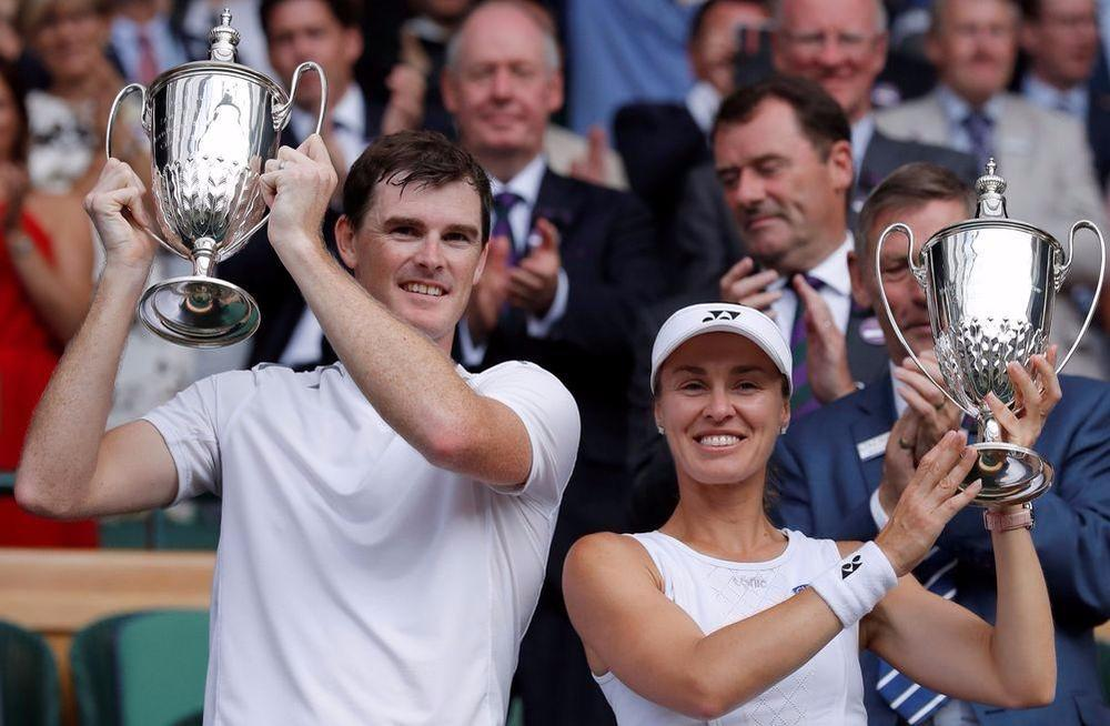 Hingis, Jamie Murray