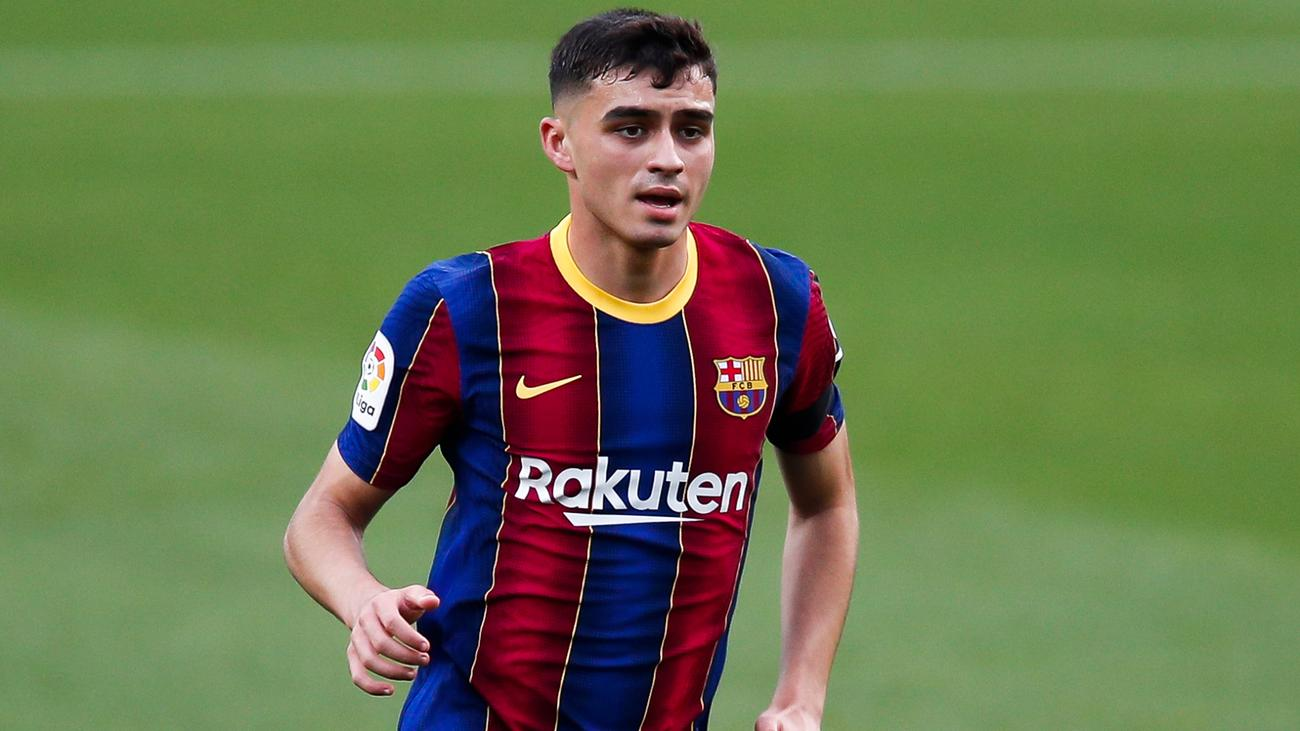 Barcelona's Pedri thanks Real Madrid for not signing him