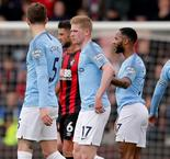 De Bruyne not getting down after fresh injury blow