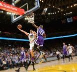 NBA : Les Warriors se vengent sur les Kings