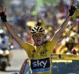 Chris Froome Almost Speechless After Stunning Stage Win
