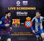 "beIN SPORTS: Barcelona vs Espanyol Live Screening Lucky Draw (""Contest"")  Terms and Conditions (""T&Cs"")"