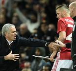 Schneiderlin not angry at Mourinho