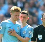 De Bruyne ruled out of Manchester derby