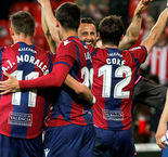 Athletic Club 1-3 Levante: El Levante remonta y gana en casa del Athletic