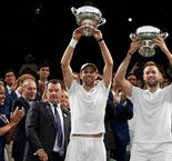 Wimbledon Men's doubles 2018 - The Final