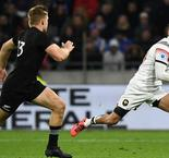 Spirited France comes up short against All Blacks