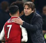Antonio Conte Denies He Discussed A Transfer With Alexis Sanchez