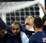 Ligue 1: PSG 2 Angers 0