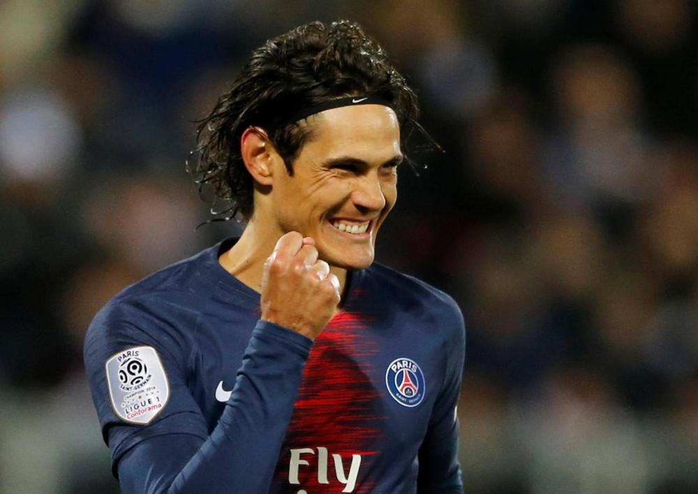 Cavani Admits To Difficult Times At Psg
