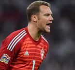 Neuer desperate for Germany to finish dismal year on a high