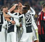 Juventus Extend Serie A Lead With Win Over AC Milan