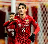 Oscar gets competitive debut goal as Shanghai SIPG win AFC Champions League play-off