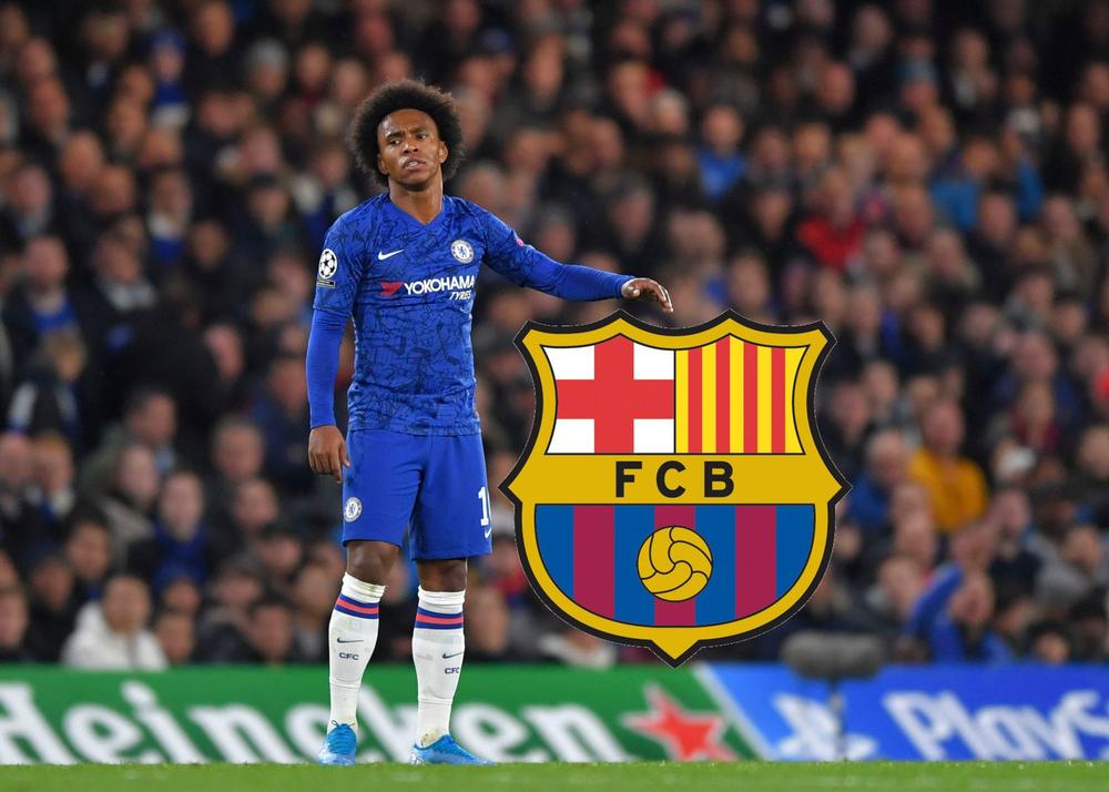 Willian: Chelsea Rejected Barcelona Offer