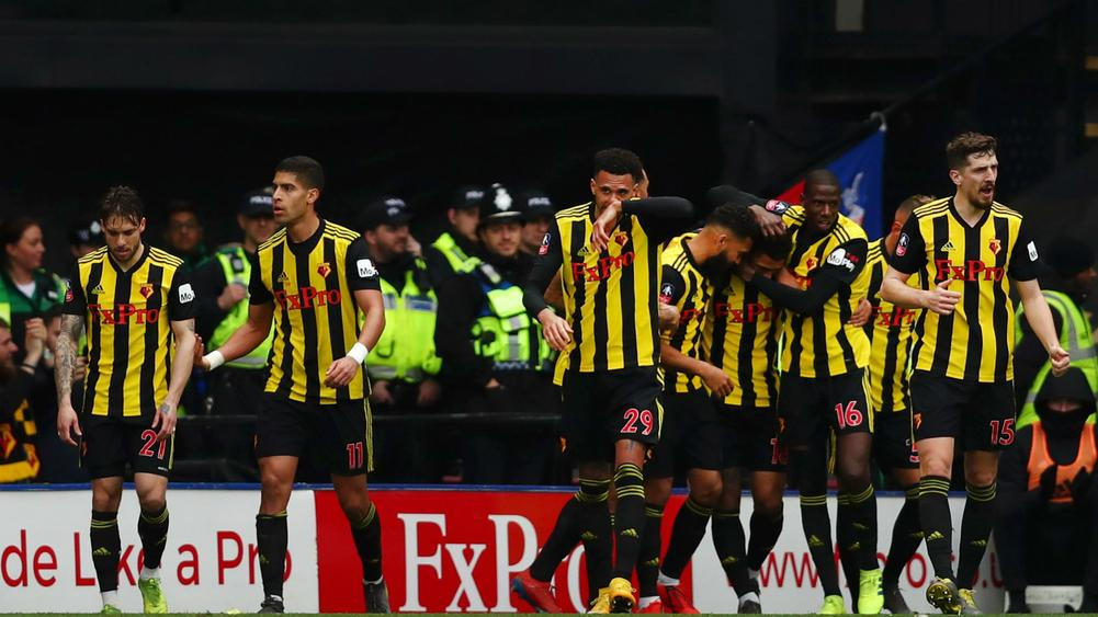 gray day for palace as watford seals wembley spot. Black Bedroom Furniture Sets. Home Design Ideas