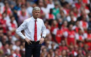 Maybe I talk too much - Wenger