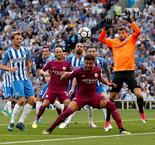 Premier League: Brighton v Manchester City