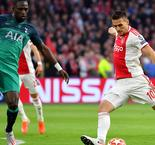 Ajax Didn't Deserve Loss – Tadic Disappointed With Champions League Exit